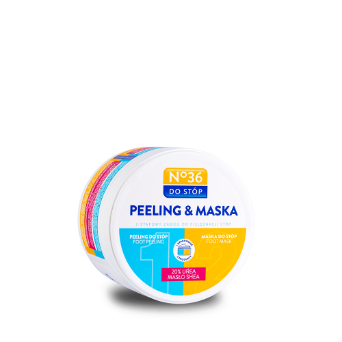 PEELING&MASKA 2w1